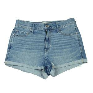Ladies Hollister Size 5 Shorts Jeans